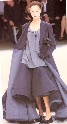 yohji yamamoto 1999.
