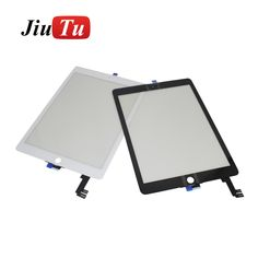 10 PCS For ipad 2 Touch Screen Frame Bezel Bracket with Glue Replacement Parts