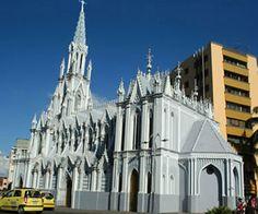 Iglesia La Ermita - Cali - Sitios Turísticos - Turismo - Colombia.com