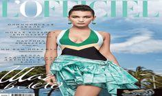 بيلا حديد تظهر جميلة ومشرقة على غلاف…: ظهرت بيلا حديد في غاية أنوثتها وجاذبيتها على غلاف عدد يوليو/ تموز من مجلة لوفيسيال روسيا، وقد ارتدت…