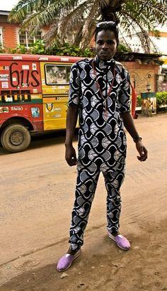 Lagos street style