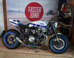 Yamaha XJR 1300  Ronin by Motorrad Klein GmbH  for Yard Built  project Yamaha Dealer Contest