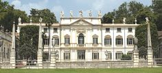 Villa Mosconi Bertani - Negrar – The Villa and Estate