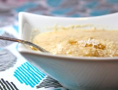 Coconut Flour Fauxtmeal