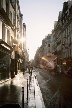 City scape #Paris #sun