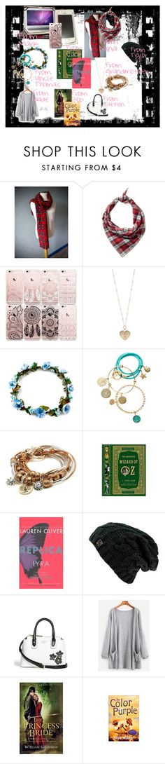 """""""Christmas gifts"""" by twilightphonix on Polyvore featuring beauty, Betsey Johnson, nikki lissoni, Lizzy James and Paul Frank"""