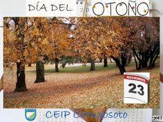 Día del otoño. CEIP Camposoto.