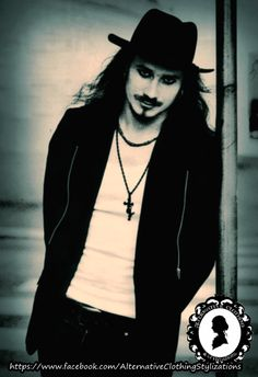 Tuomas Holopainen from Nightwish