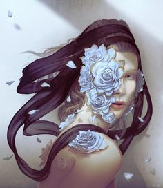Awesome Digital Artwork by Daniel Conway. Daniel is a freelancer based in UK.