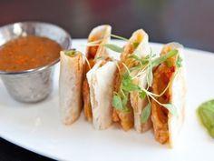 Must-Try Recipe: Richard Sandoval's Rock Shrimp and Bacon Quesadilla