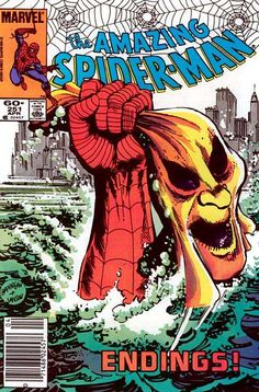 The Amazing Spider-Man #251 - April 1984