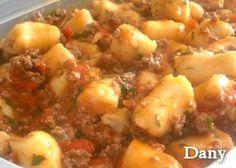 Culinária-Receitas - Mauro Rebelo: Nhoque de Maionese