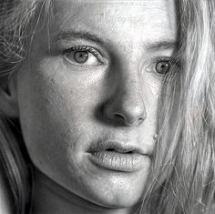 Dirk Dzimirsky Pencil Drawings