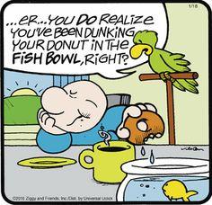 Ziggy Comic Strip, January 18, 2016     on GoComics.com