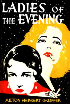 Ladies of the Evening: vintage book cover