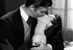 Favorite Movie Kisses    Gone With The Wind (1939)