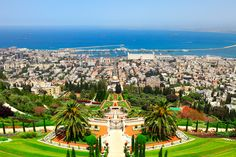 Israel's third largest city and one of its prettiest, Haifa is a multi-faceted city with several unique characteristics making it an attractive place to visit. Description from compasstravelisrael.com. I searched for this on bing.com/images