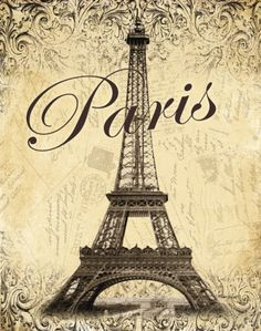 Paris Prints by Todd Williams at AllPosters.com