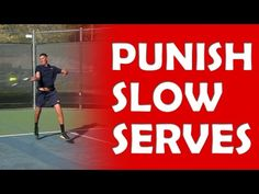Tennis Lessons, Tennis Tips, Easy Shots, Tennis Serve, Free Kick, Balls, Youtube, Kids, Children