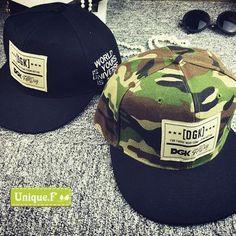 e0bbec9d19c Brand New DGK Snapback Caps Flat Hip Hop Casquette Gorras Hat Camouflage  Adult Adjustable Hats For
