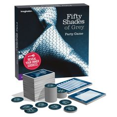 Imagination Fifty Shades of Grey Party Game, Board Games - Amazon Canada