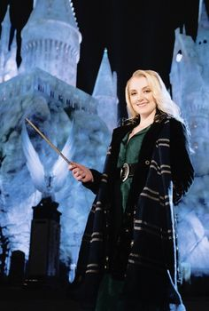 Evanna Lynch in the Wizarding World of Harry Potter - 2016