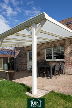 Garden Design Layout - New ideas Patio, Backyard, Permeable Driveway, Garden Design, House Design, Modern Pergola, Garden Planning, Garden Furniture, Vegetable Garden