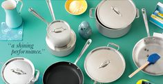 Creating a wedding gift registry and not sure where to start? Here's a guide to get you started! Best Products to Add to Your Wedding Gift Registry: Cooking Tools | RegistryFinder.com