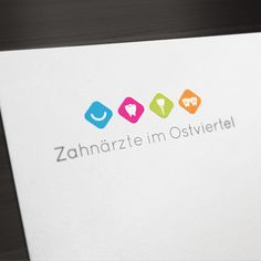 Laura Booth Zahnärzte im Ostviertel Logo Design by Laura Booth, Freelance Graphic Designer