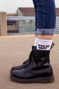 Spoiled Brat Socks