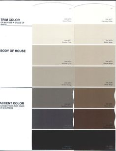tricks for choosing exterior paint colors house exterior on benjamin moore exterior color chart id=20710