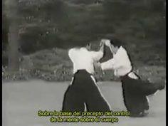 Koichi Tohei - ki aikido 5/5 Fundamental Concept Principle - YouTube