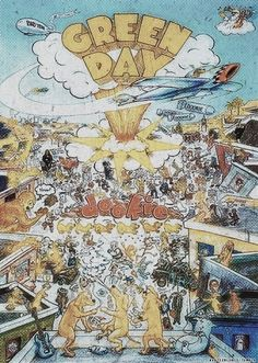 Green Day's album Dookie, one of my favorites along with Amercan Idiot and Uno! were also REALLY good albums!