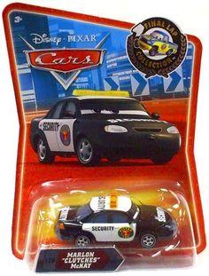 Disney Pixar CARS Movie Exclusive 155 Die Cast Car Final Lap Series Marlon Clutches McKay