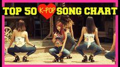 [TOP 50] K-POP SONGS CHART • JULY 2017 (WEEK 2)