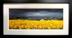 With Every Passing Storm by Allan Morgan. Original Art. Available from www.artworx.co.uk