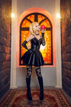 Atsushi(Atsushi) Misa Amane Cosplay Photo - Cure WorldCosplay