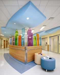 Colour is a fundamental element in healthcare design. Find out how different colours influence mental health.