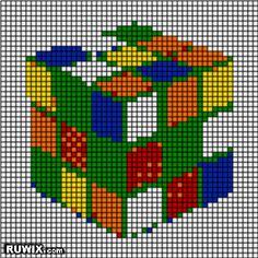 rubiks mosaic rubiks