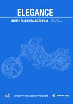 EleganceBlue #elegance #reinventingfilm #blue