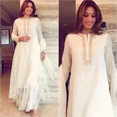Best Trendy Outfits Part 8 Mode Bollywood, Bollywood Fashion, Bollywood Style, Bollywood Actress, Indian Attire, Indian Wear, Indian Style, Pakistani Outfits, Indian Outfits