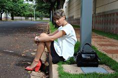 Look do dia, moderno, costas com detalhe, sand spike schutz, colar e brinco fume spike, blogueira de moda ribeirão preto (6)
