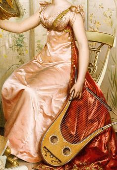 The Recital by Frederic Soulacroix