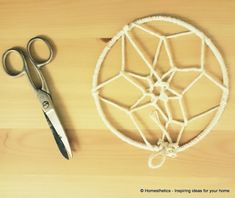 How to Make a Dream-catcher Tutorial & Beautiful DIY Dream-catcher Inspiration Pack for Beginners homesthetics (7)