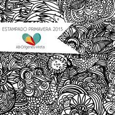pattern design ABoV de vireta