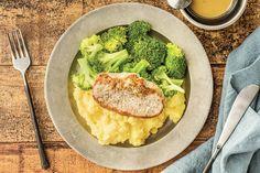 Creamy Peppercorn Sauce Pork Recipe | HelloFresh