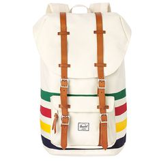 The Hudson's Bay Company teams up with Herschel Supply for a set of limited edition bags!