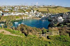 Port Isaac, North Cornwall, England ~ Doc Martin filmed here. Cornwall England, Cornwall Coast, North Cornwall, Places In Cornwall, Port Isaac, Jurassic Coast, Into The West, Newquay, Princess Cruises