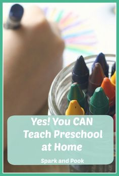Yes, you can teach p