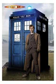 Dr. Who - Tenth Dr.